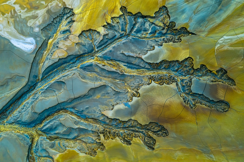 THE ART OF WATER EROSION
