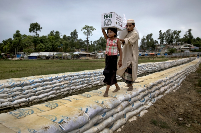 Rohingya Refugees in Bangladesh 006