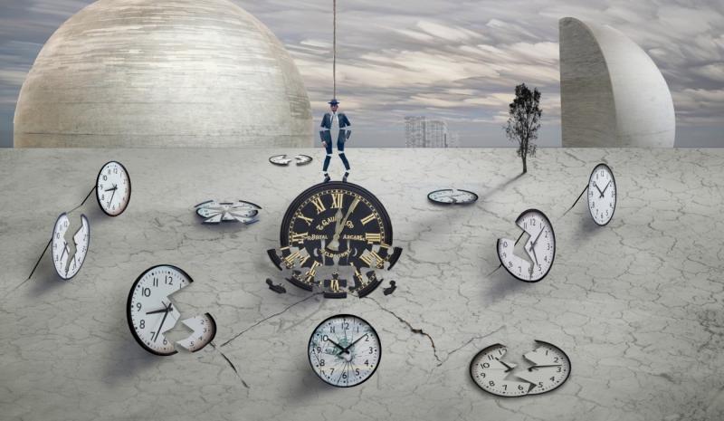 The Destruction of Time