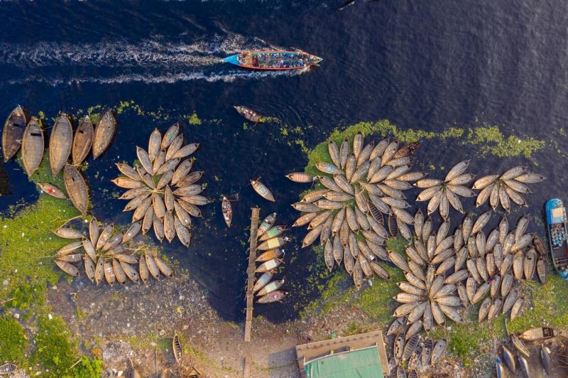 Boats Of Buriganga