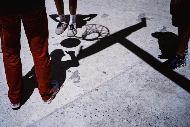 Social basketball in Cristo