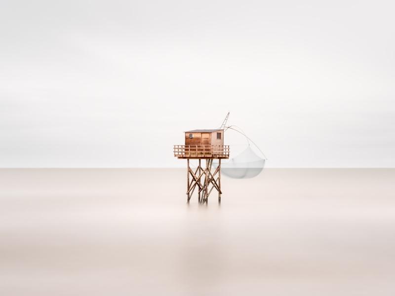 Fishing Hut Study 5
