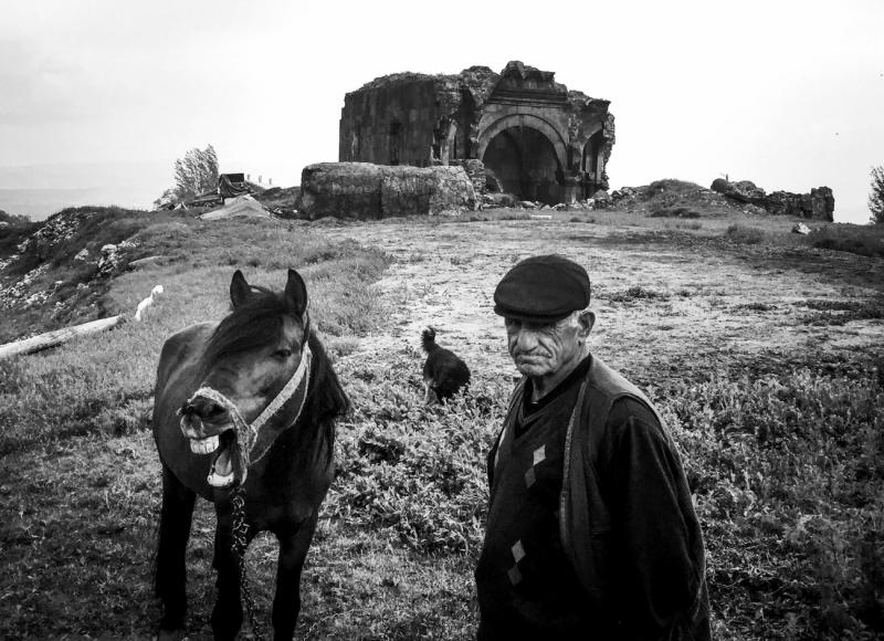 A Village Next to the Armenian Border
