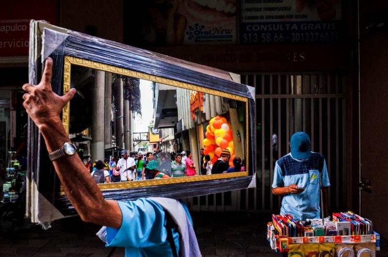 Medellin Mirror