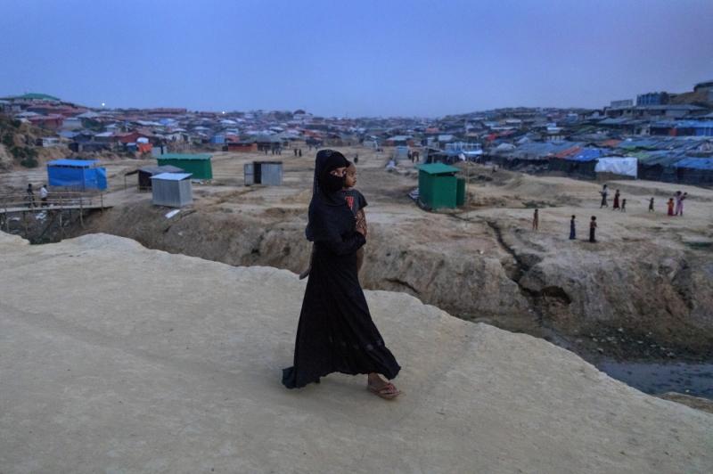 Rohingya Refugees in Bangladesh 001