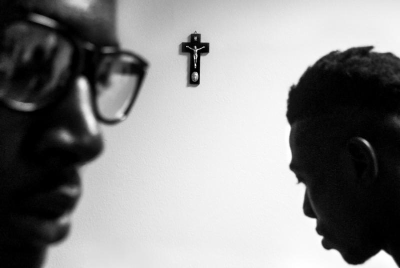 Black Men, White God