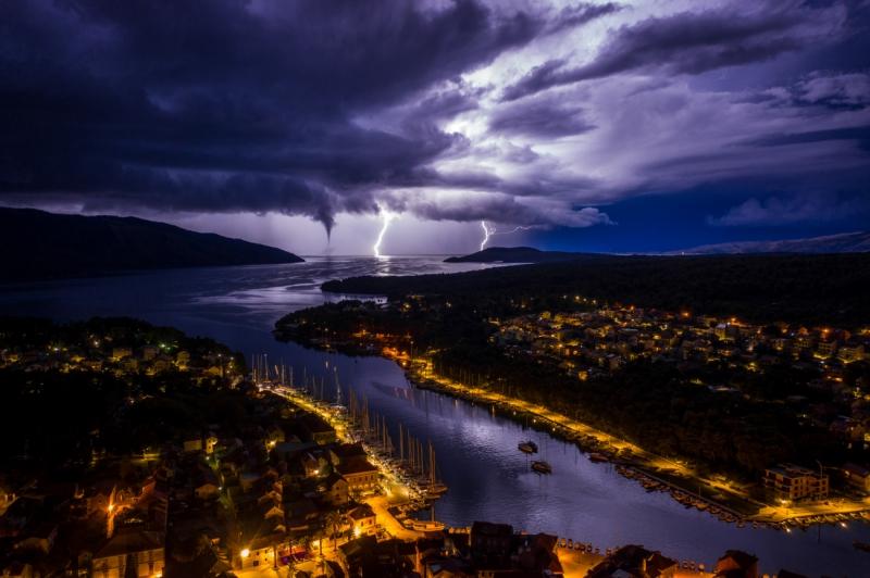 Wild Night in the Adriatic