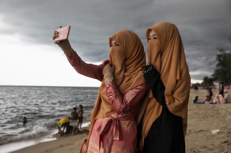 A Selfie on Eid al-Fitr