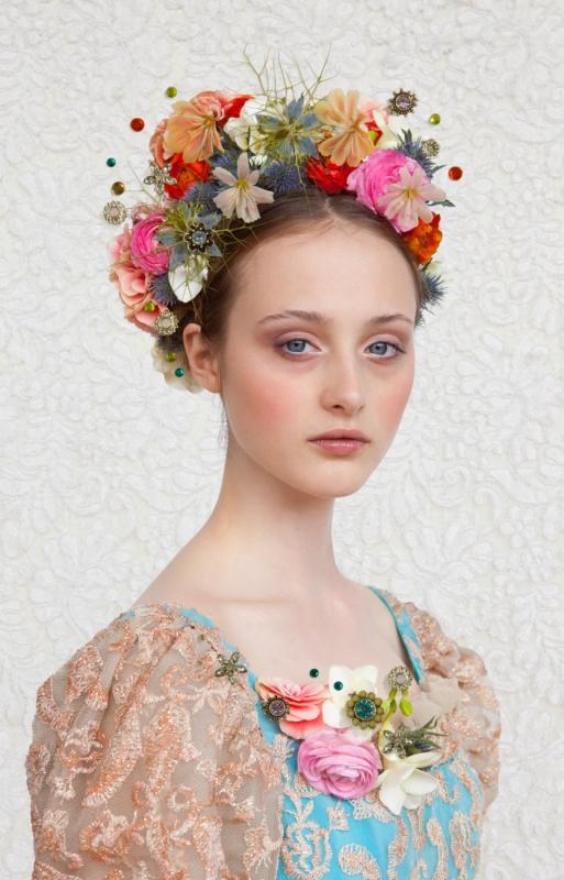 inspired by Alma Tadema