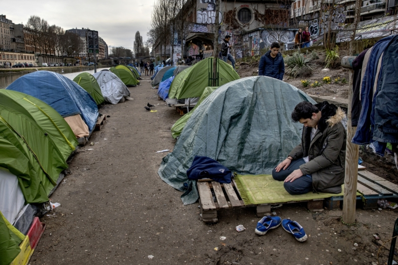 Refugees and Migrants seeking a Better Life in Europe 006