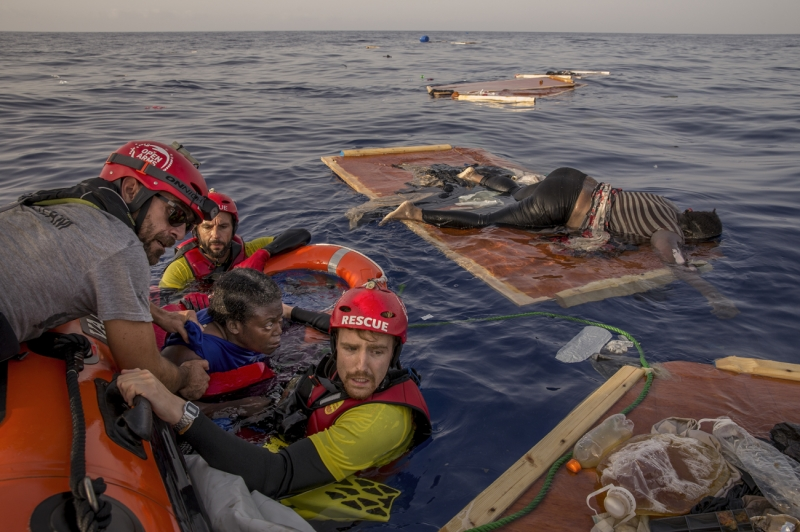 Life and Death in the Mediterranean Sea