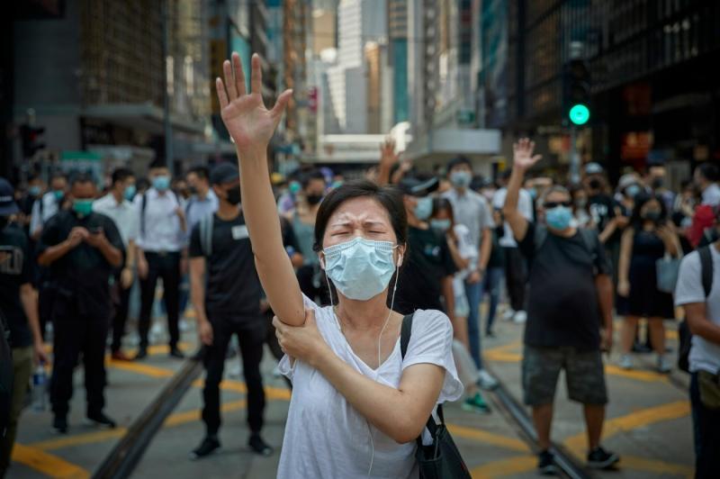 Hong Kong Protest #1