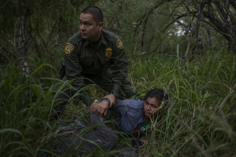 Image 4 - Caught at the Texas Border