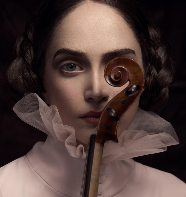The Dark Violinist