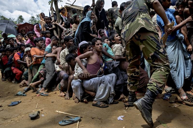 Rohingya Refugees in Bangladesh 003