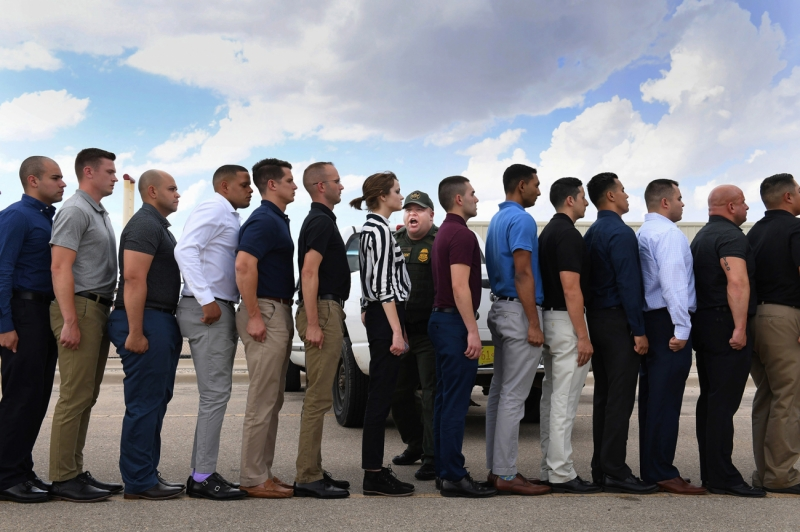 Border Patrol Academy