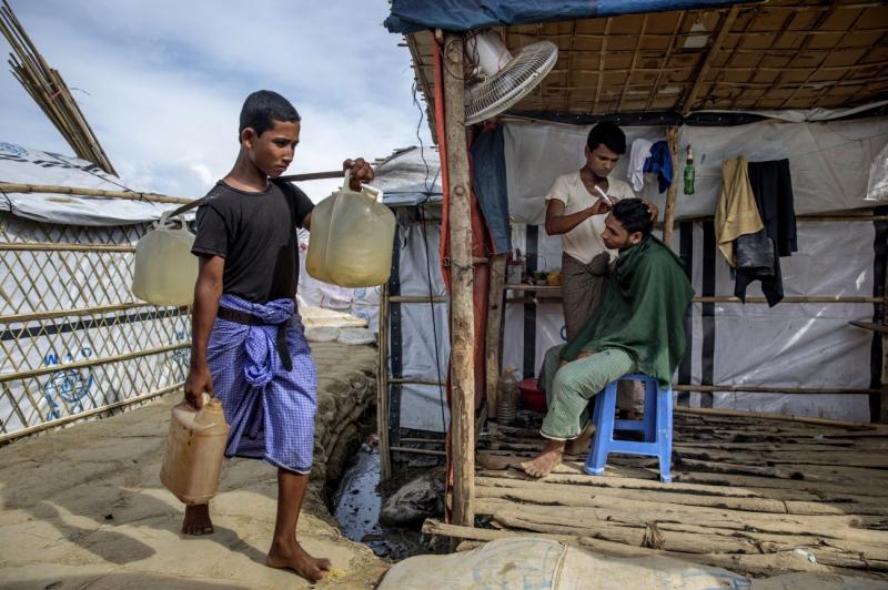 Rohingya Refugees in Bangladesh 008