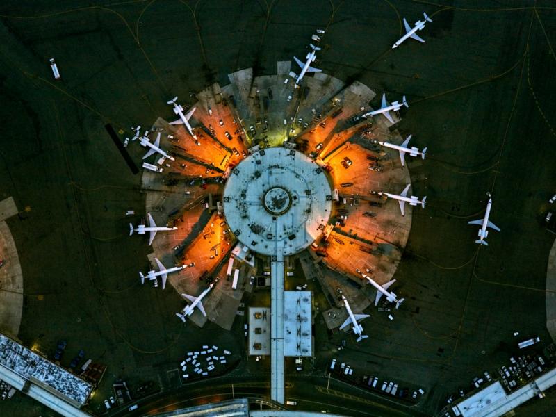 Newark Airport 11 Terminal A